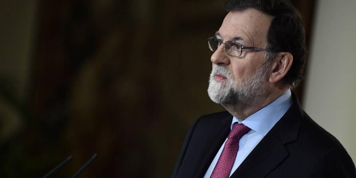 Rajoy enfrentará una moción de censura esta semana