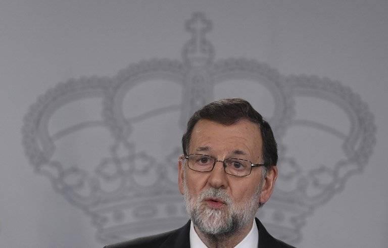 Mariano Rajoy en España