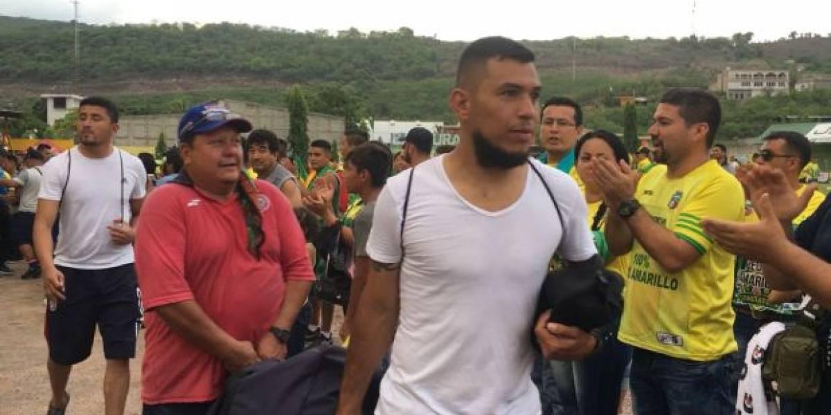 VIDEO. La emotiva despedida de la afición de Guastatoya a los jugadores de Xelajú