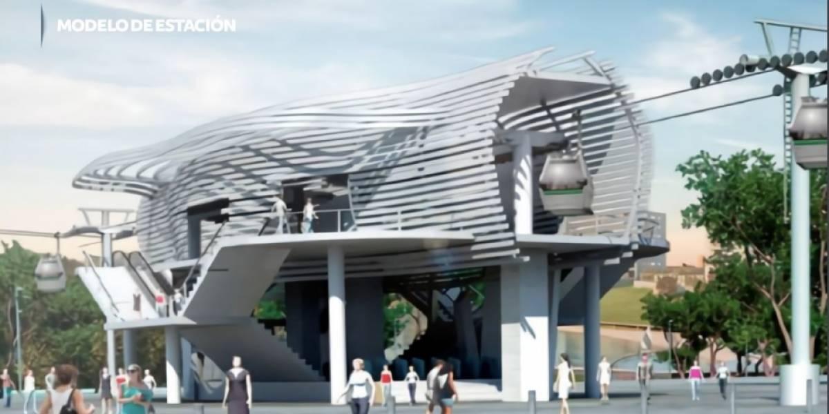 Qué es y cómo será el Metroférico de la Ciudad de México
