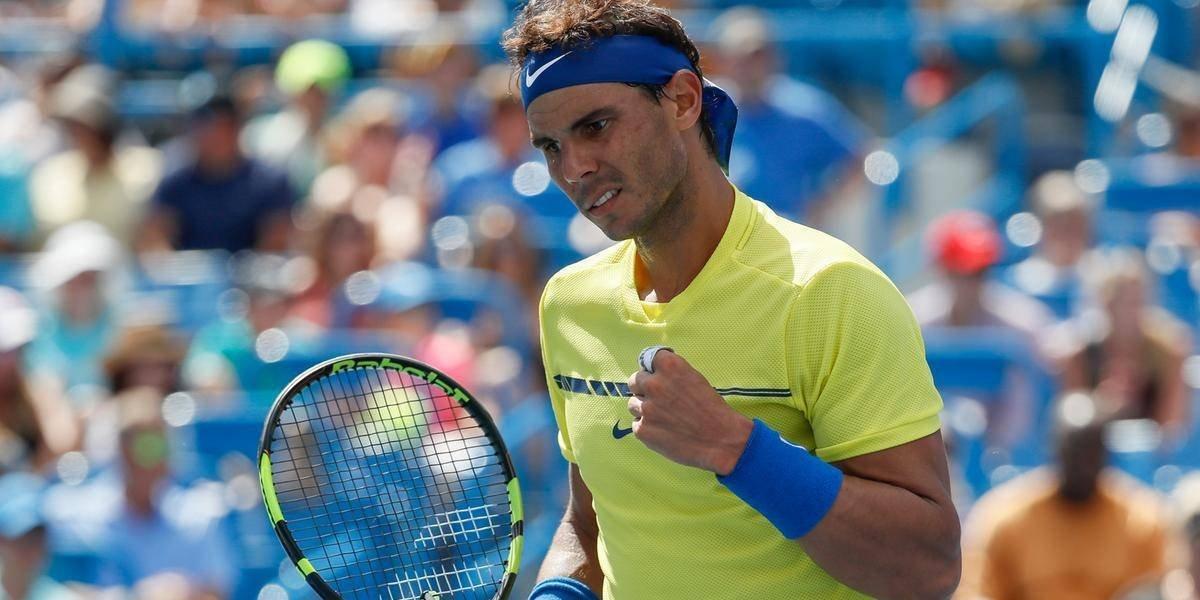 Nadal pone primera para defensa de su título en el Roland Garros
