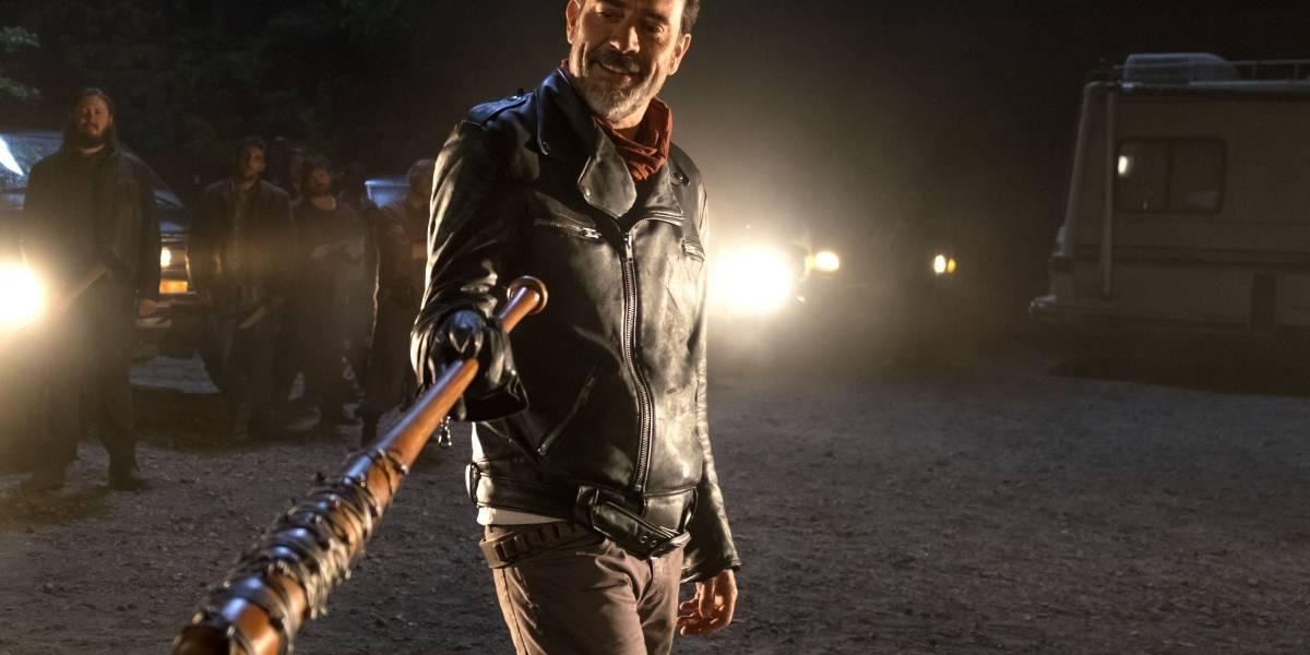 The Walking Dead: Filho de 'Negan' faz vídeo recriando sua cena mais violenta na série