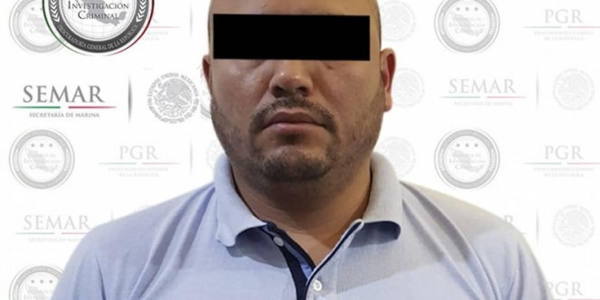 Aprehenden en Guadalajara presunto proveedor de químicos para el Cártel de Jalisco