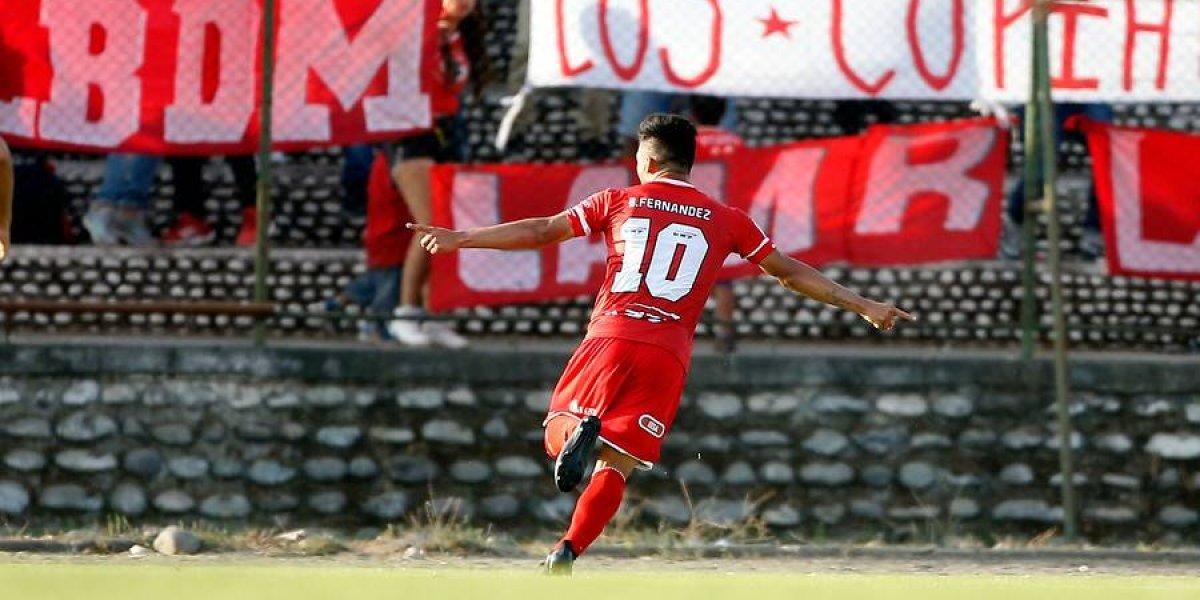 Brian Fernández mira a México y jugaría su último partido en Chile ante Colo Colo