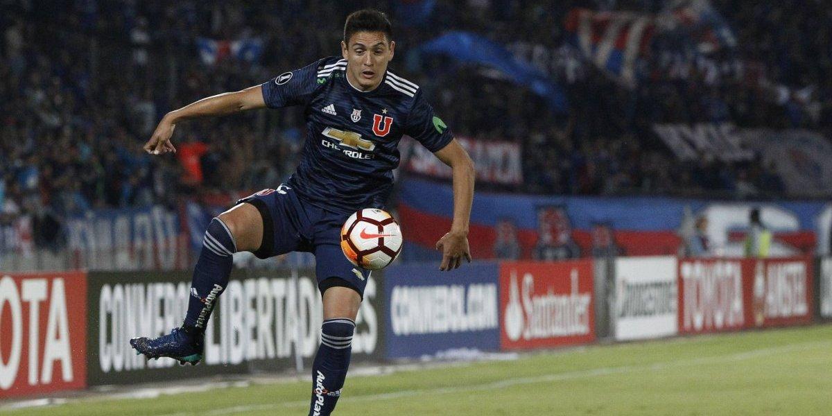 El futuro de Matías Rodríguez sigue muy lejos de la U