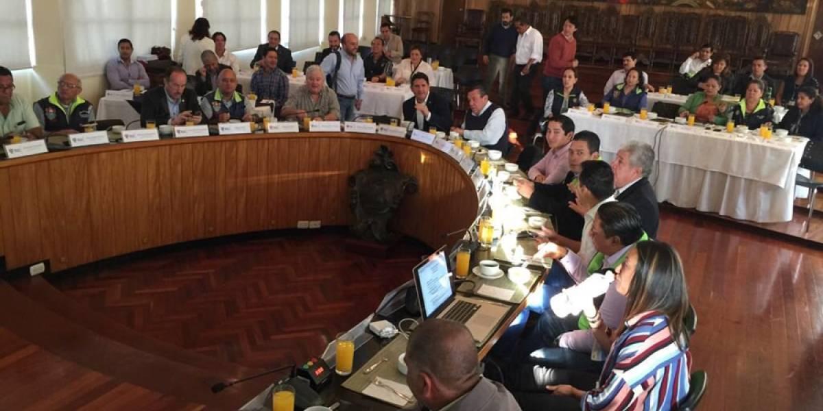 Municipalidad anuncia plan de reforestación en la Ciudad con 50 mil árboles