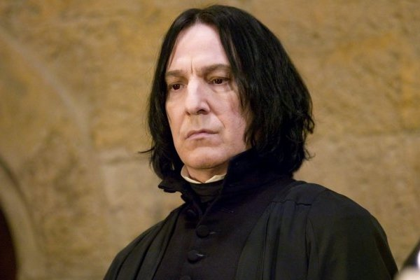 Severo Snape - Harry Potter