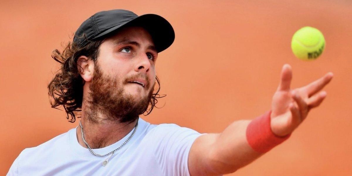 Marco Trungelliti, el tenista que manejó mil kilómetros para llegar a París