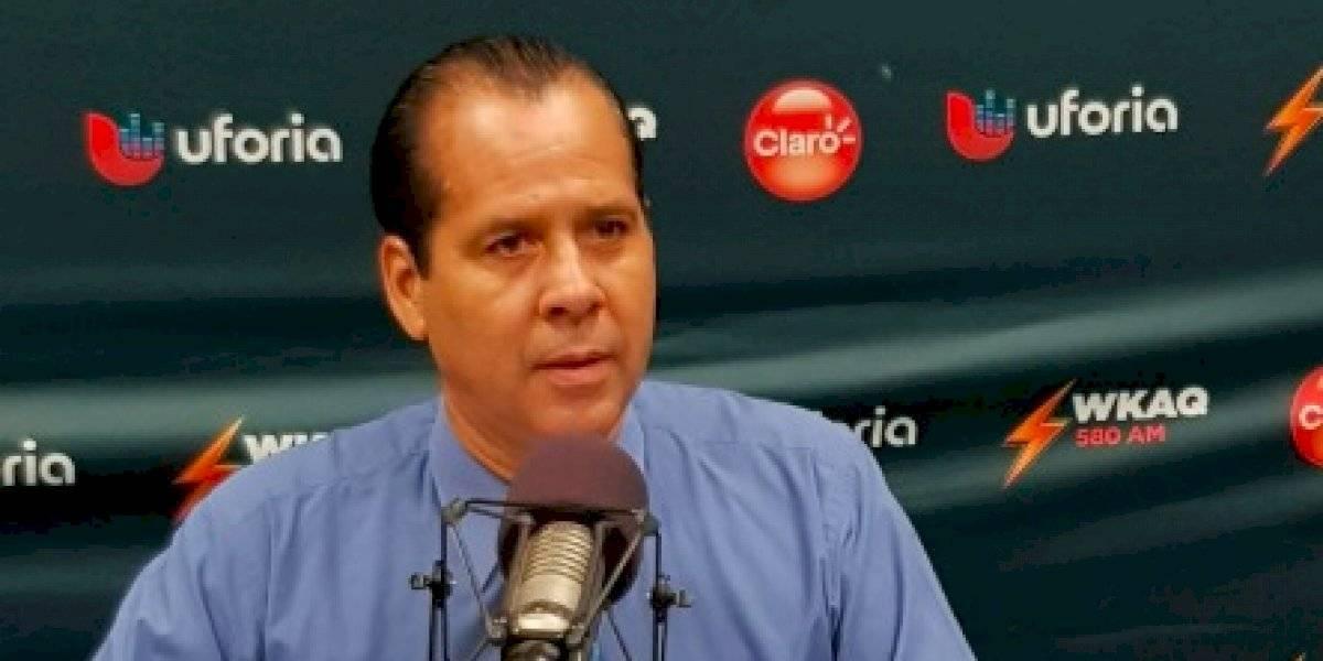 Reaparece Georgie Navarro luego de incidente con empleados de seguridad