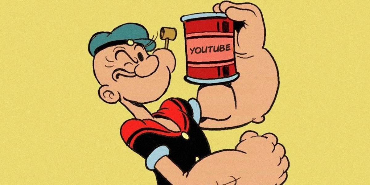 Após 10 anos sem lançamentos, Popeye terá novos episódios na Internet