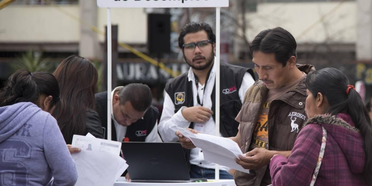 Aumenta el desempleo en México y baja la informalidad en abril