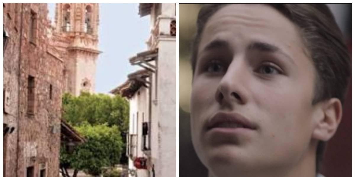 ¡No es Italia!, revelan dónde se filmó la serie de Luis Miguel