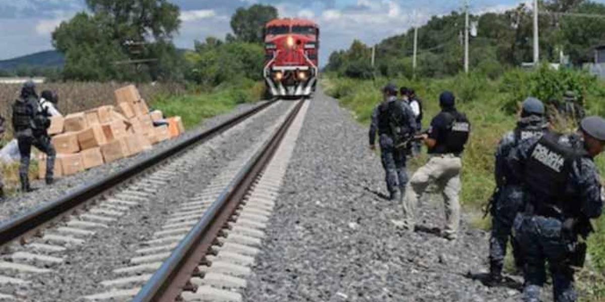 México: Se desplegarán drones para la protección y vigilancia de trenes de mercancías entre Veracruz y Ciudad de México