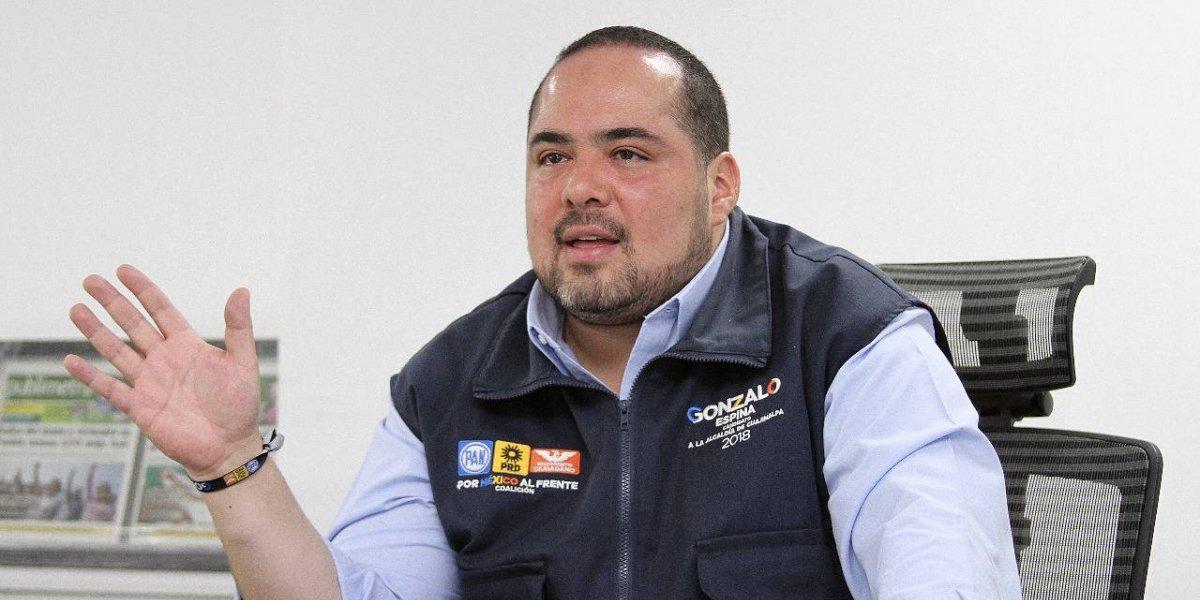 La elección se define entre Frente y Morena, no hay más: Gonzalo Espina