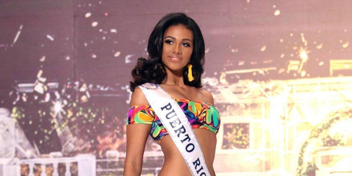 Puertorriqueña se corona como la más bella de las Américas