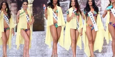 Michelle Marie Colón se posicionó como la joven más bella de las Américas la noche del sábado en El Salvador
