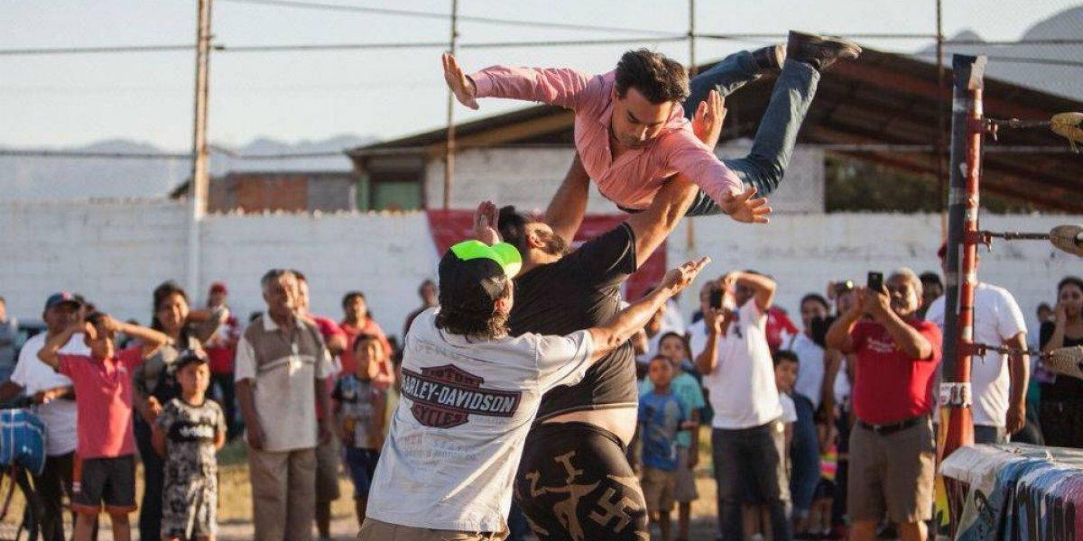 """Candidatos regios """"luchan"""" por el voto"""