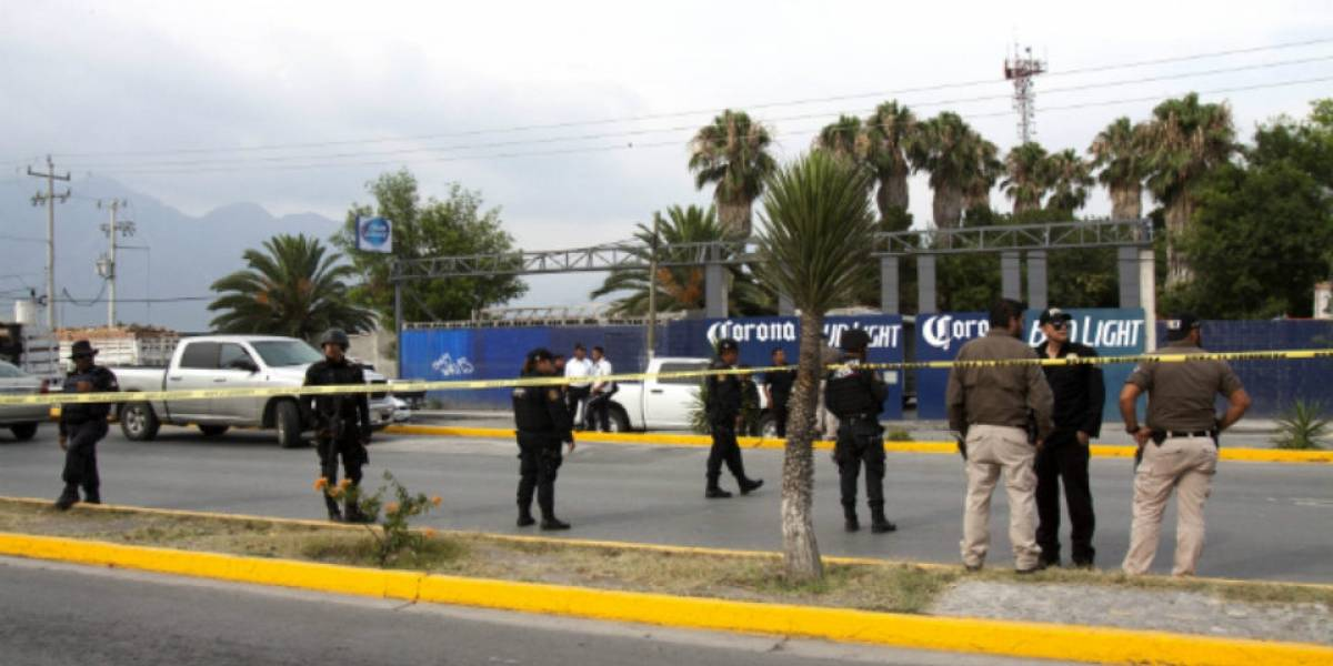 Achaca el gobernador interino de NL a Osorio la violencia