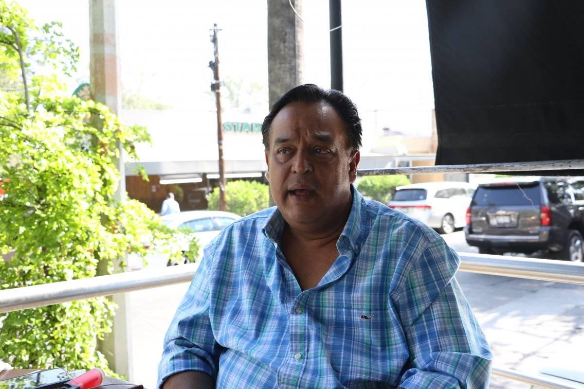 Busca Salvador Cosío que el gobierno priorice la seguridad
