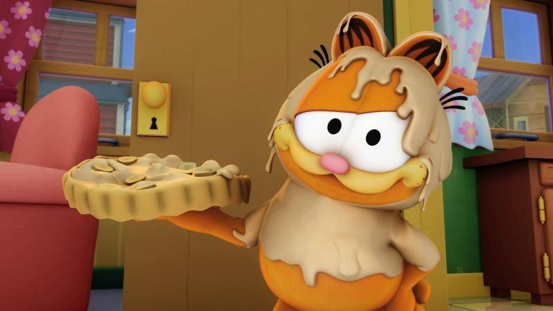 Caricaturas Garfield