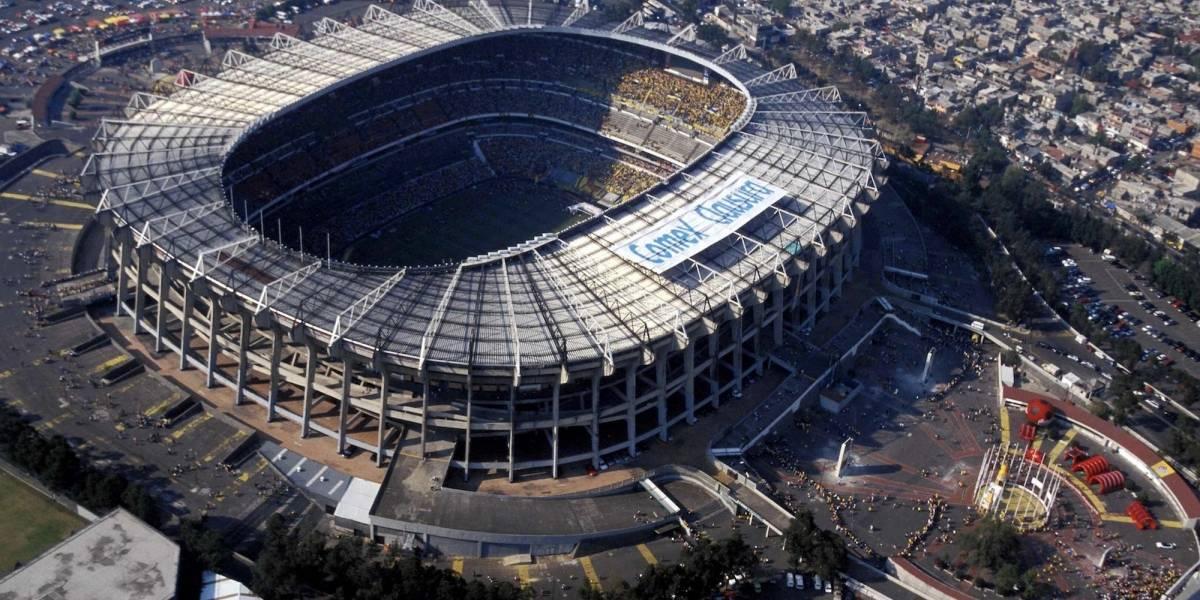Estadios en México que albergarán el Mundial 2026