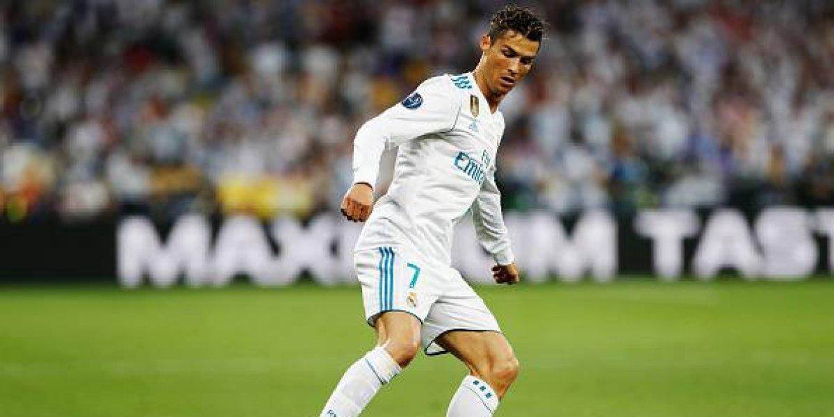 Cristiano Ronaldo quedó fuera de la lista de los 5 futbolistas más caros del mundo