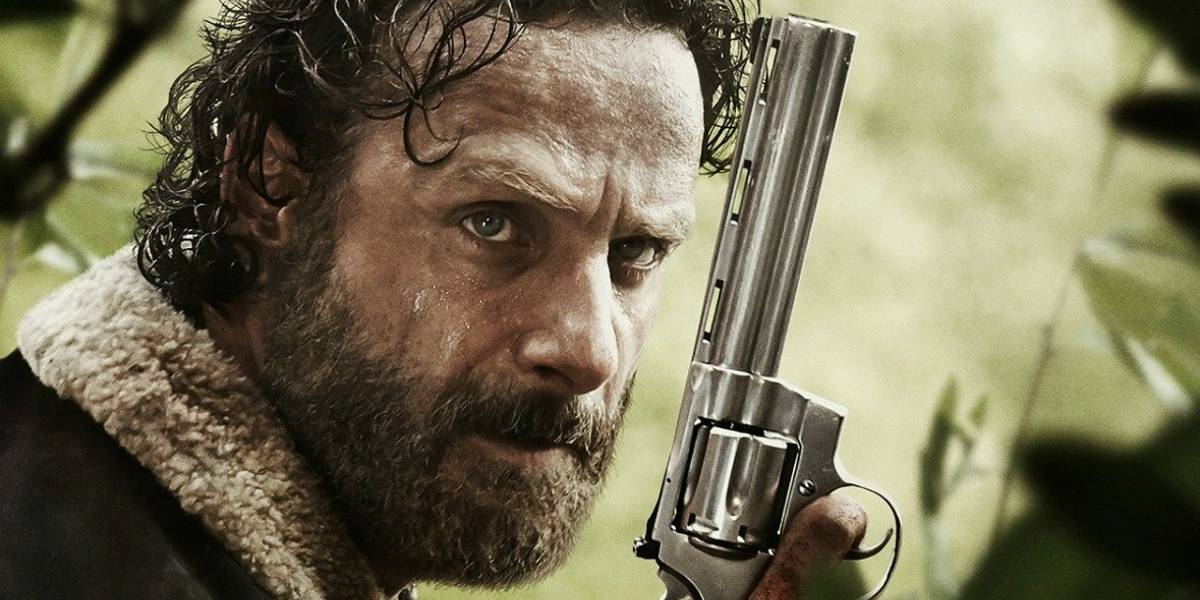 Andrew Lincoln dejará The Walking Dead en la novena temporada