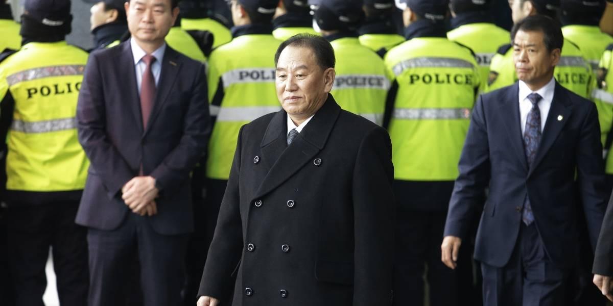 Kim Yong Chol:  la mano derecha que Kim envía a EEUU para cerrar la cumbre con Trump