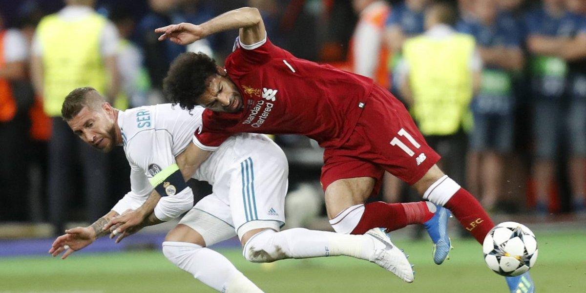 No le pasará nada: UEFA no sancionará de oficio a Ramos por sus actos en la final de la Champions
