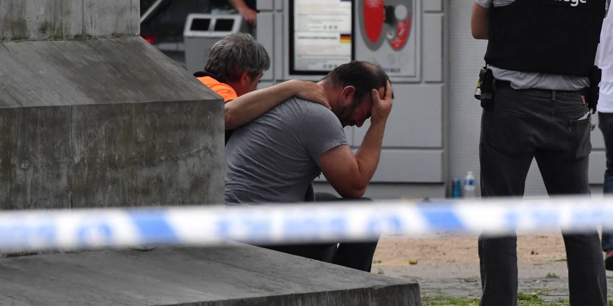 Al menos 3 muertos en toma de rehenes en Bélgica; investigan terrorismo