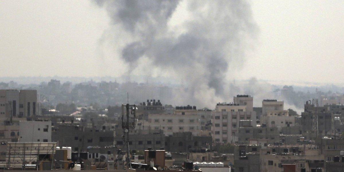 Israel ataca túnel y 35 objetivos en Gaza tras disparo de 28 proyectiles