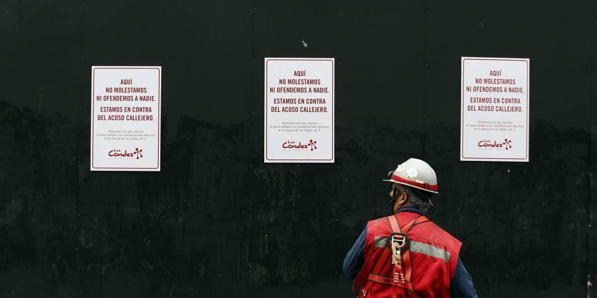 """""""Gran piropotón"""": la convocatoria """"por la libertad de expresión"""" que se burla de la ordenanza contra el Acoso Callejero de Las Condes"""