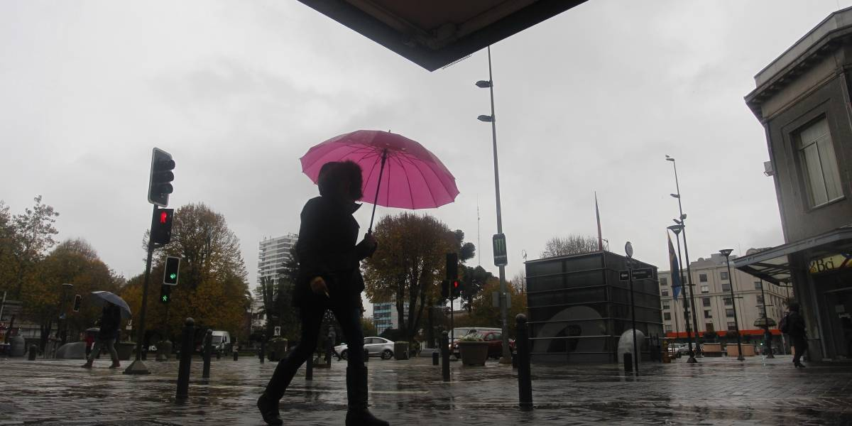 Aguas Andinas se declaró en alerta por fuertes lluvias en la alta cordillera de Santiago