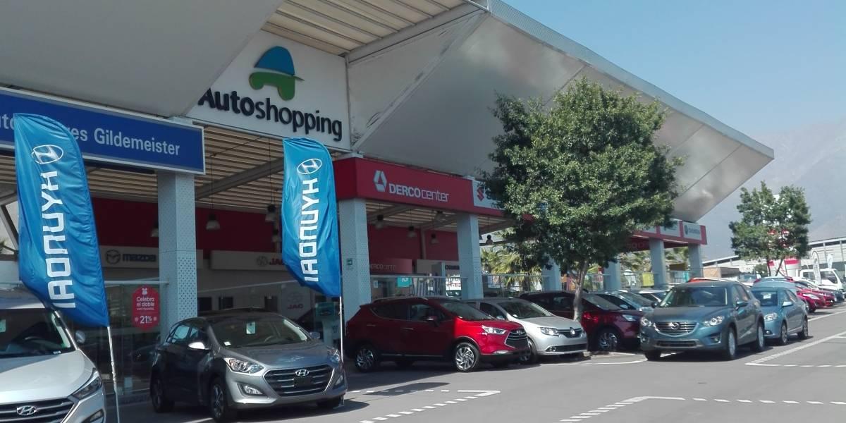 Los créditos automotrices en línea gana mercado en Chile