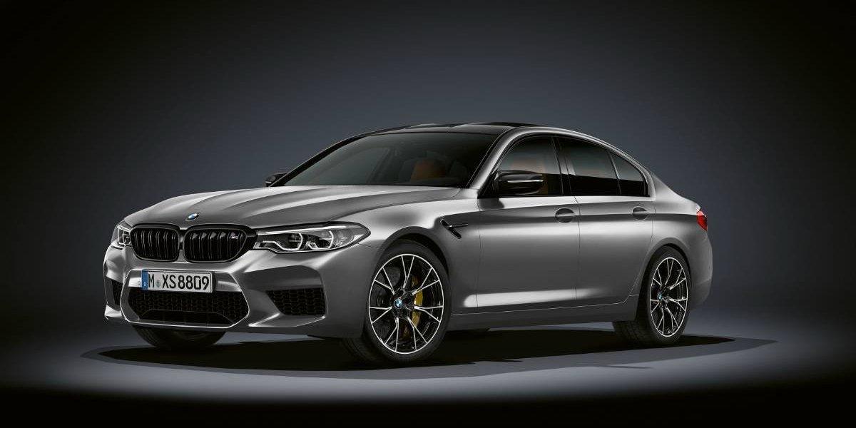 BMW fortalece su sedán de competencia M5