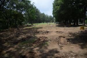 Cementerio La Verbena, en la zona 7.