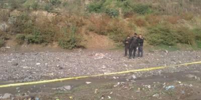 El 13 de mayo fue localizado el cadáver de una mujer en el río Tubac, en Villa Nueva.