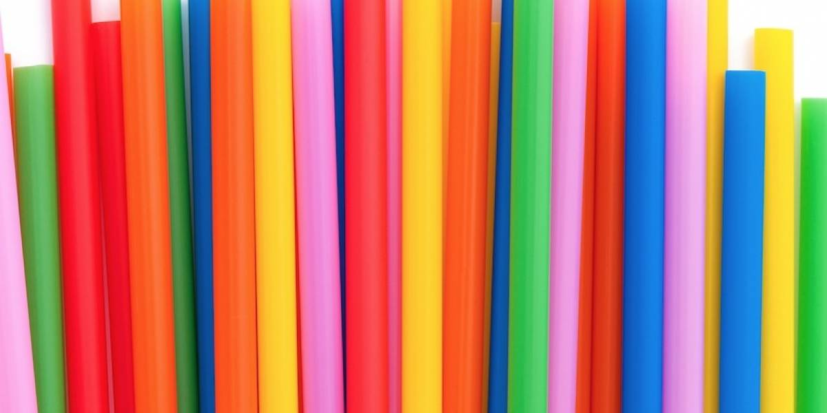 Pajillas de plástico, una amenaza mortal para el planeta