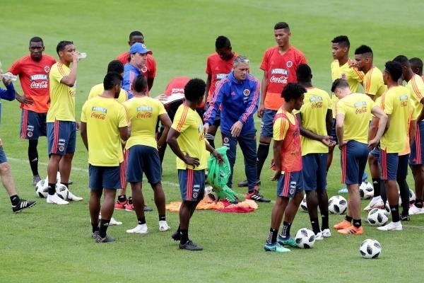 Dos habituales titulares de Colombia no estarán presentes ante Egipto
