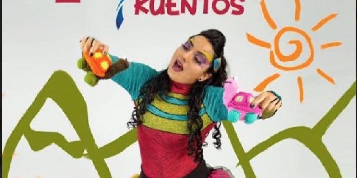 Kinti Kanta Kuentos estará en el Patio de Comedias desde el 2 al 24 de junio