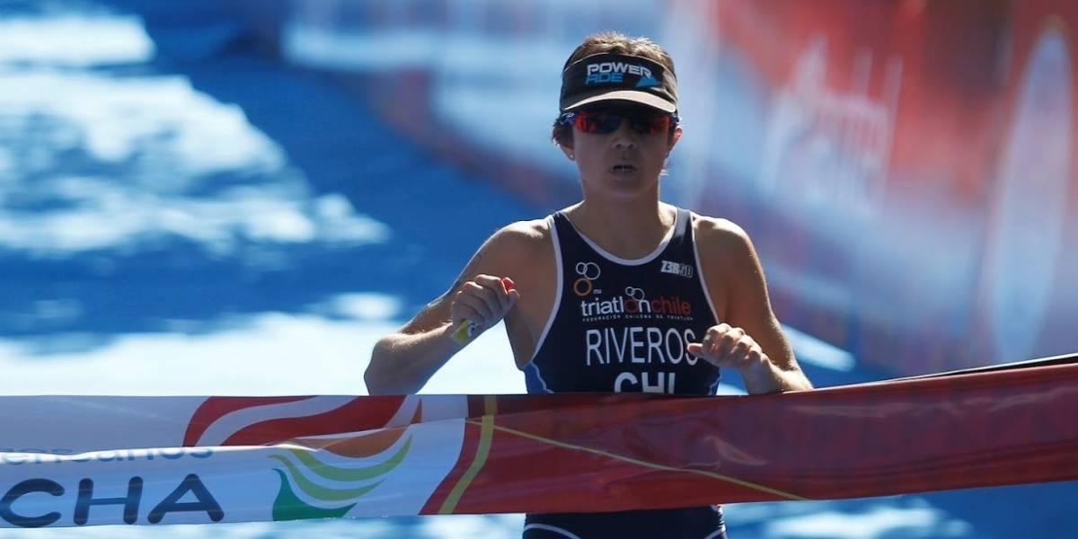 Chika Gigante: Bárbara Riveros sumó un nuevo oro para Chile en el triatlón de los Juegos Suramericanos