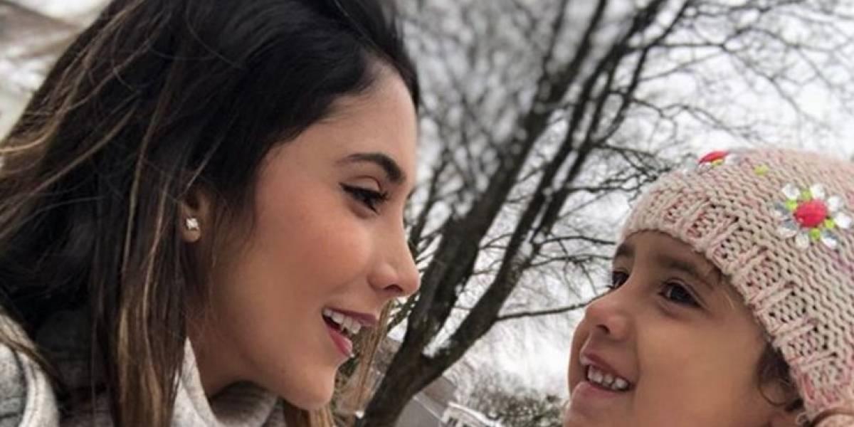 Daniela Ospina tuvo que ser operada de emergencia