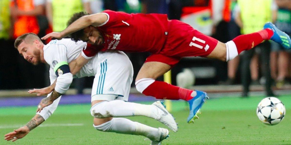 UEFA no tomará medidas contra Sergio Ramos