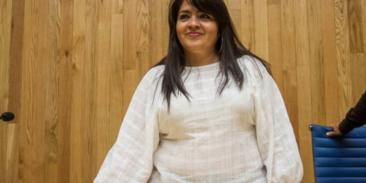 Juez rechaza demanda de Nestora Salgado contra Meade
