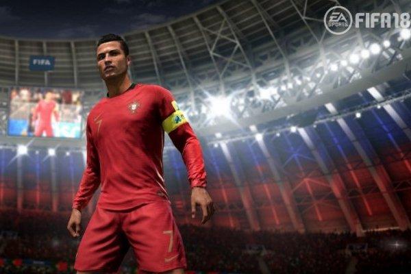 Actualización del videojuego FIFA World Cup 2018 EA Sports