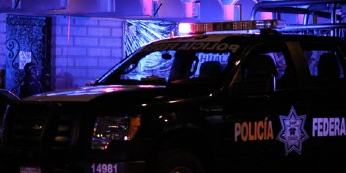 Detienen a seis hombres y una mujer con armas y droga en Tlalpan