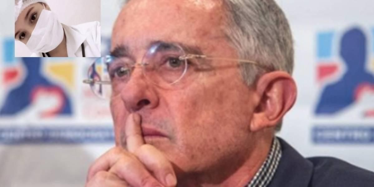 El agresivo mensaje que Uribe le mandó a un exviceministro por votar por Petro