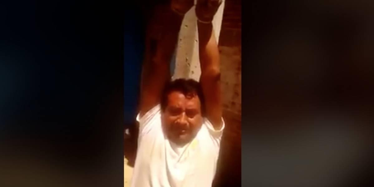 Secuestran y torturan a síndico en Chiapas; exigen 18 millones de pesos