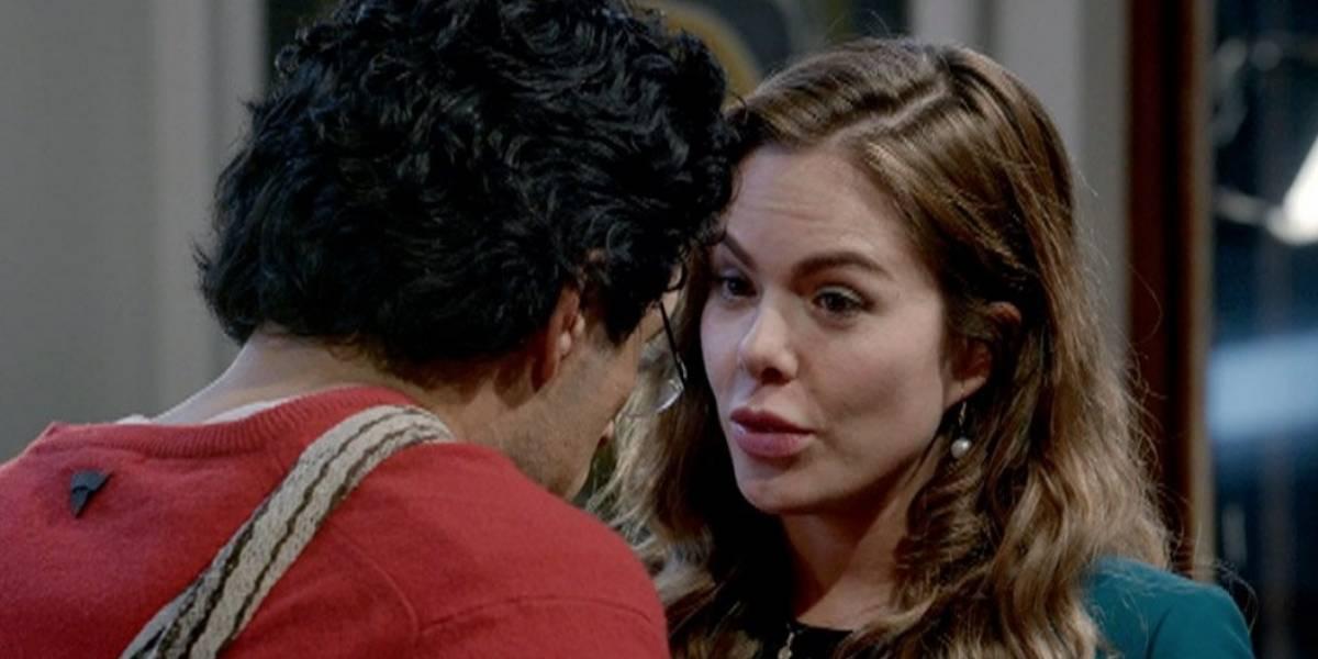 Esta actriz sería la verdadera Cristina en la novela de Jaime Garzón