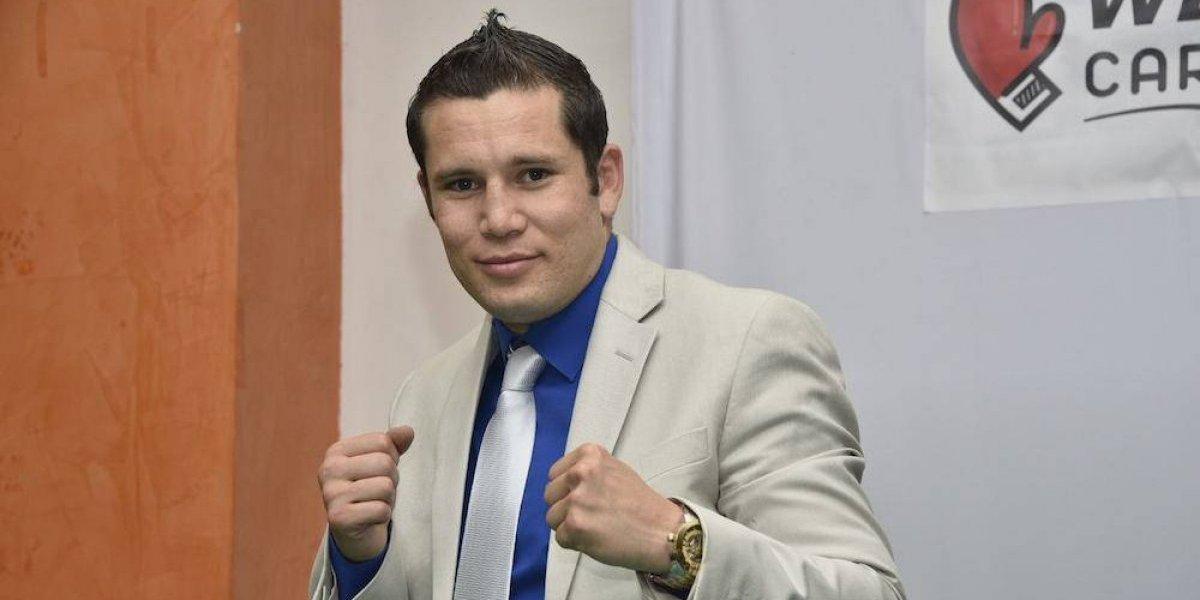 Carlos Cuadras reaparece y asegura que está limpio de drogas y alcohol